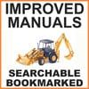 Thumbnail Case 580SR Series 3 Backhoe Loader Operators Owner Instruction Manual - IMPROVED - DOWNLOAD
