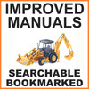 Thumbnail Case 590SR Backhoe Loader Operators Owner Instruction Manual - IMPROVED - DOWNLOAD