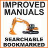 Thumbnail Case CX330 Excavator FACTORY Owners Operators Maintenance Manual - IMPROVED - DOWNLOAD