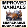 Collection of 2 files - Case 580G CK Loader Backhoe Operators Manual & Parts Catalog Manuals - IMPROVED - DOWNLOAD