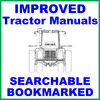 Thumbnail Collection of 2 files: New Holland Delta & Plus T6010 T6020 T6030 T6050 T6070 Tractor Service Workshop & Operators Manual - IMPROVED - DOWNLOAD