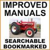 Thumbnail Case IH International 1206 Tractors Service Shop Manual - IMPROVED - DOWNLOAD