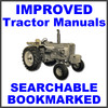 Thumbnail Case IH International 2856 Tractors Service Shop Manual - IMPROVED - DOWNLOAD