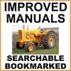 Thumbnail Case IH International 21206 Tractors Service Shop Manual - IMPROVED - DOWNLOAD