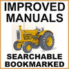 Thumbnail Case IH International 21456 Tractors Service Shop Manual - IMPROVED - DOWNLOAD