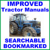 Thumbnail Ford New Holland 8830 Tractor Factory Service Repair Manual - IMPROVED - DOWNLOAD