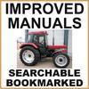 Thumbnail Case IH 743 745 844 845 743XL 745XL 844XL 845XL 856XL 956 956XL 1056 1056XL Tractor Service Manual - IMPROVED - DOWNLOAD