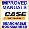 Thumbnail Case 5130 6130 7130 Combine Tier II 2 Illustrated Parts Catalog Manual - IMPROVED - DOWNLOAD