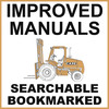 Thumbnail Collection of 2 files - Case 586G 588G Tier 3 Forklift Operators Manual & Parts Catalog Manuals - IMPROVED - DOWNLOAD