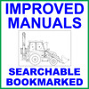 Thumbnail Collection of 2 files - Case 570T 570-T Backhoe Loader Service Repair Manual & Operators Manual - DOWNLOAD
