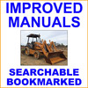 Thumbnail Collection of 2 files: Case 570MXT Loader Landscaper Service Manual & Illustrated Parts Manual Catalog - IMPROVED - DOWNLOAD