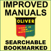 Thumbnail Collection of 2 files - Oliver 1650 Tractor Repair Service Manual & Operator Manual - IMPROVED - DOWNLOAD