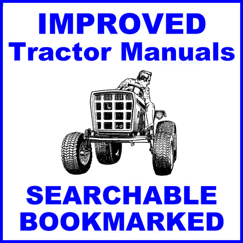 simplicity large frame garden tractors sovereign landlord baron gth l 7000 7100 tractor