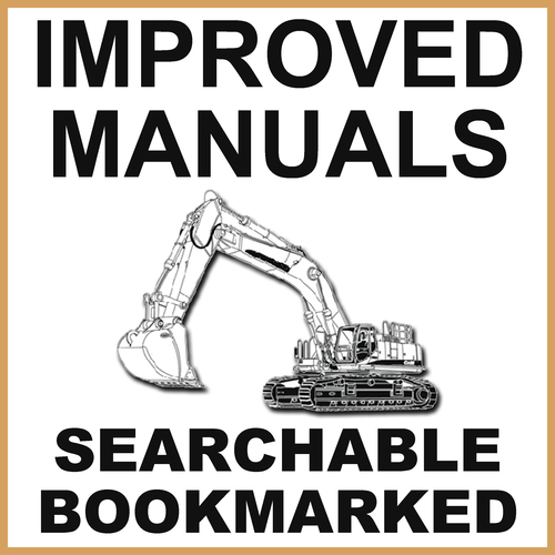 Product picture Case CX36B Compact Hydraulic Excavator Illustrated Parts Catalog Manual - IMPROVED - DOWNLOAD