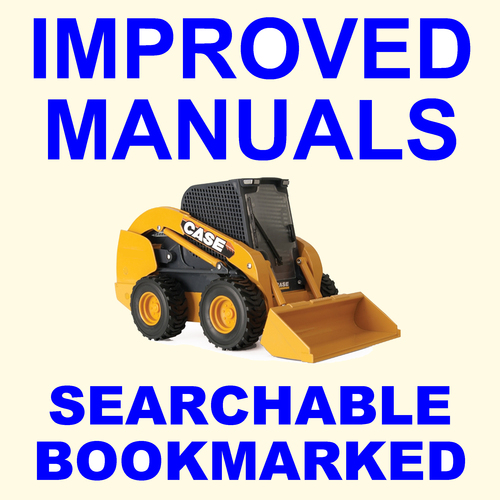 Product picture Case Alpha Series TR270 Compact Track Loader Illustrated Parts Catalog Manual - IMPROVED - DOWNLOAD