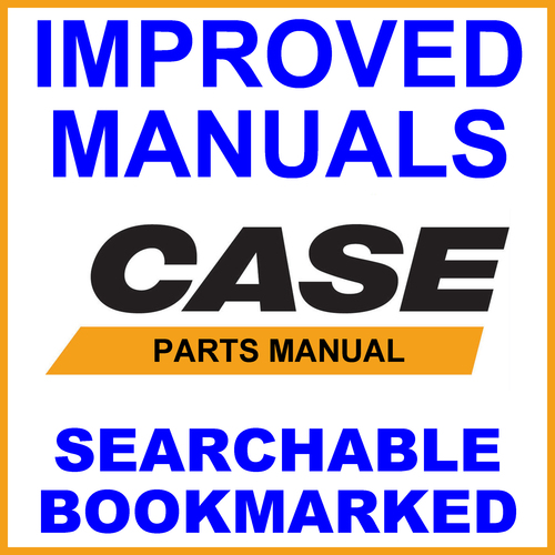 Product picture Case 580CK Forklift Illustrated Parts Catalog Manual - IMPROVED - DOWNLOAD